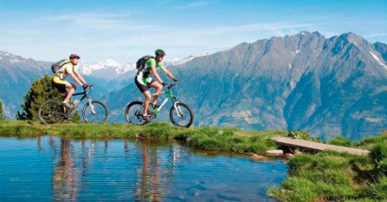 vacanza in bike